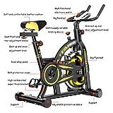 Zoom IMG-1 bici da spinning palestra biciclette