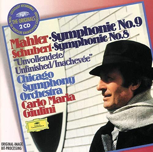 Mahler: Symphony No.9 / Schubert: Symphony No.8