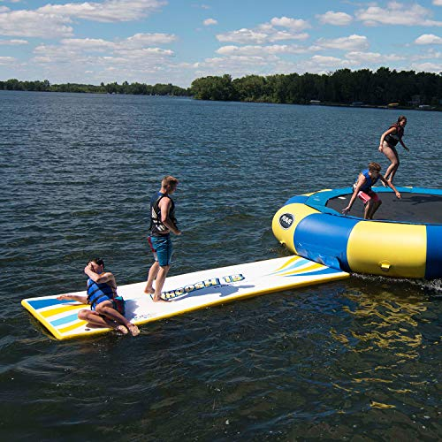RAVE Sports 02828 Whoosh 15' Water Mat-White