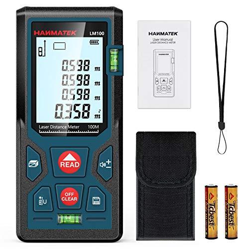 LM50 LM100 Distance Measure