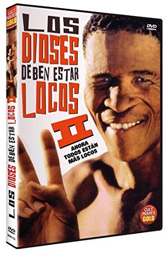 Los dioses deben estar locos II [DVD]