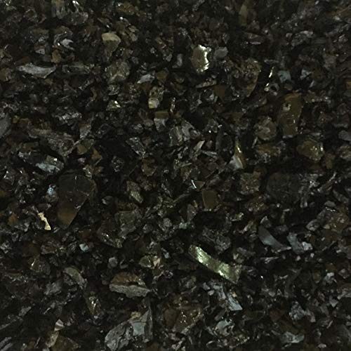 Ziersplitt 5/16mm, 5 kg, schwarz/anthrazit, Dekoration für Haus und Garten