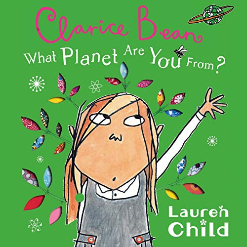 What Planet Are You from Clarice Bean? Titelbild