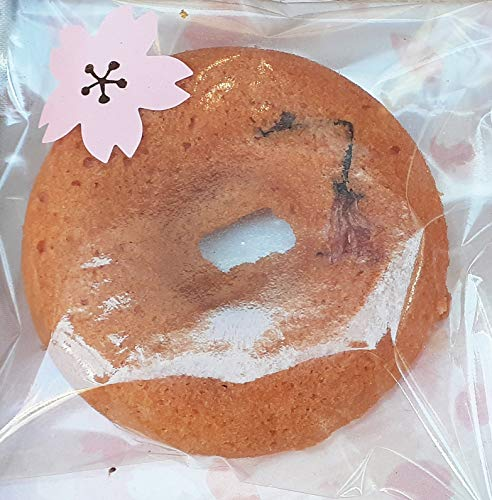 【谷中 満天 ドーナツ】 油で揚げない 焼きドーナツ 桜のドーナツ 丸型6個セット 箱入 内祝いなどに最適