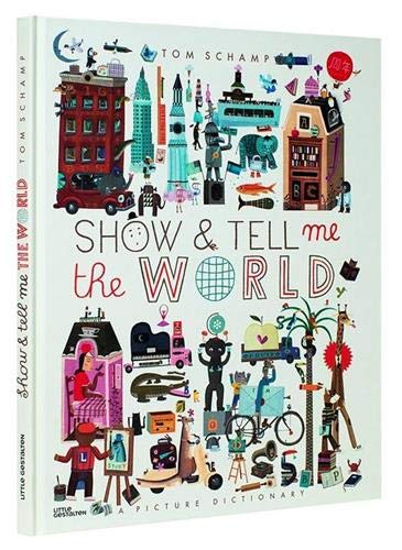 Show & Tell Me the World (US) (LITTLE GESTALTE)