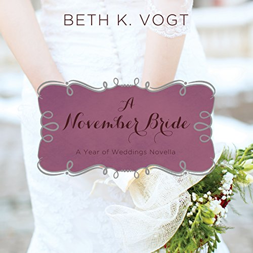 A November Bride audiobook cover art