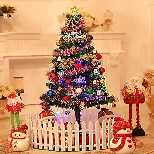 ZYQHJKLHK Árbol de Navidad Artificial con Adornos de decoración, árbol de Navidad...