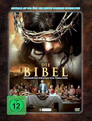 Die Bibel - 6 einzigartige Filme zum Thema in einer schönen Metallbox [6 DVDs]