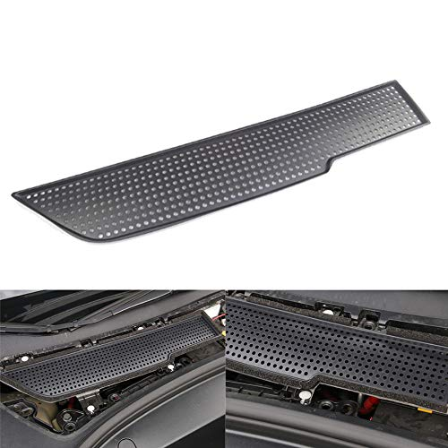 Car Air Protection Decorative Cover Flow Vent Anti-Blocking For Tesla Model 3 2017~2019 (Best Mech Mod Battery 2019)
