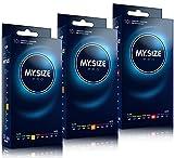MY.SIZE EAN por preservativo (53,57,60 mm, 10 unidades)