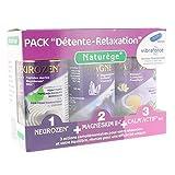 Naturège Pack Trio Relajación 3 x 90 Cápsulas