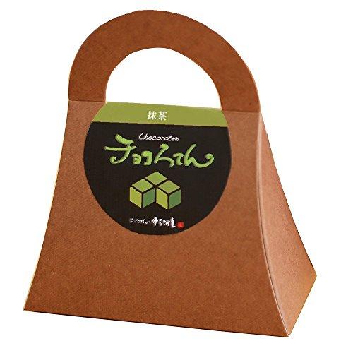 伊豆河童 チョコろてん チョコ抹茶味 (抹茶入り角心太95g チョコソース12.5g×2)1個 ホワイトデー 向け