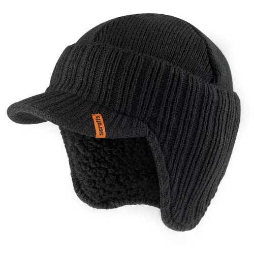 Scruffs Peaked Knitted Hat  Amazon.co.uk  DIY   Tools 36a89d08495