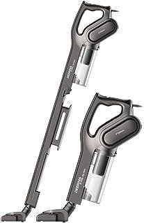 QMMCK aspiradora. Aspirador cicl?nico 260 * 288 * 1123m 600w, Capacidad de 0.8L Verticales/Handheld