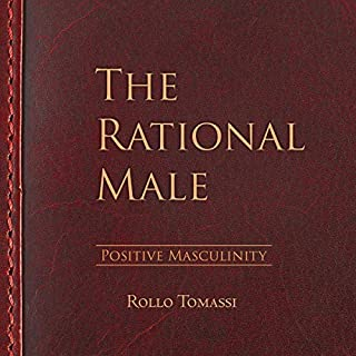 Couverture de The Rational Male - Positive Masculinity, Volume 3