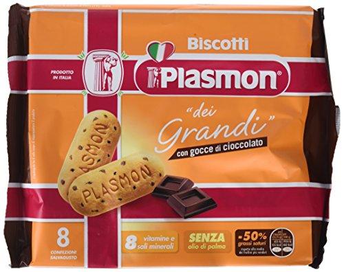 Plasmon Biscotto dei Grandi Gocce di Cioccolato - 270 gr