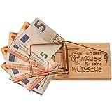Spruchreif PREMIUM QUALITÄT 100% EMOTIONAL · Mausefalle Geldgeschenk 🐭🧀 witzige Geschenkidee zu Weihnachten · Hochzeit · Geburtstag · Geldgeschenke Mausefalle mit Sprüchen