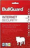BullGuard Internet Security 2020 para todos los PC Windows, Mac y Android - Clientes nuevos y existentes