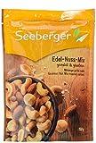 Seeberger Edel-Nuss-Mix geröstet, gesalzen, 5er Pack (5 x 150 g)
