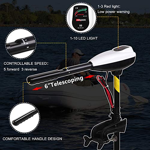 How Does Trolling Motor Speed Control Work?