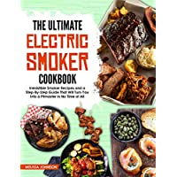 Deals on The Ultimate Electric Smoker Cookbook Kindle Edition