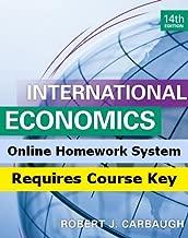Aplia for Carbaugh's International Economics, 14th Edition