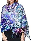 Immagine 1 irener sciarpa coperta avvolgente scialle