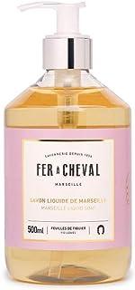 a Cheval Marseille Liquid Soap - Fig Leaves, 500 ml