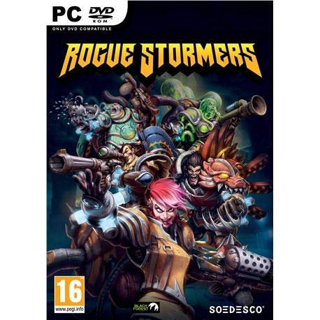 Rogue Stormers (PC DVD)