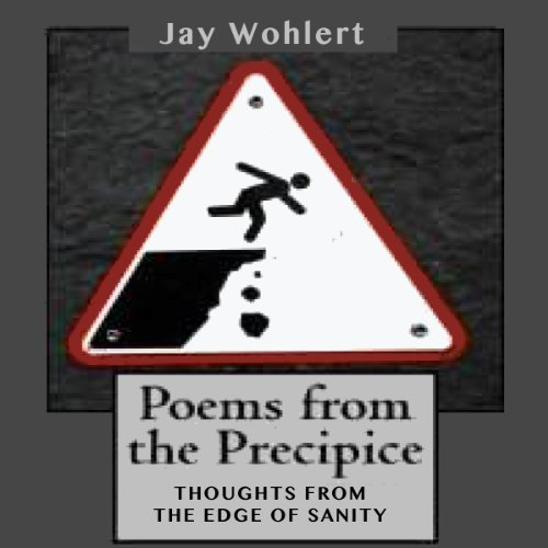 Poems from the Precipice audiobook cover art