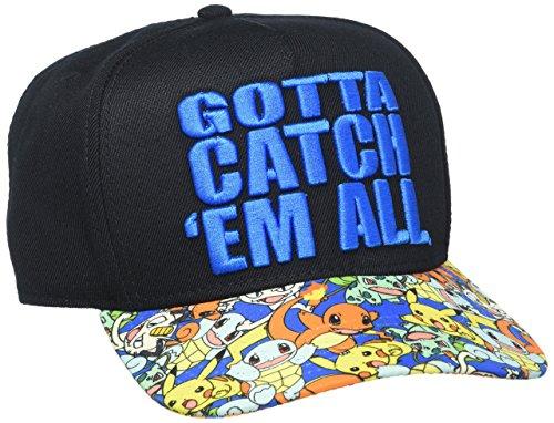 Pokémon Gotta Catch 'Em All Snapback Hat
