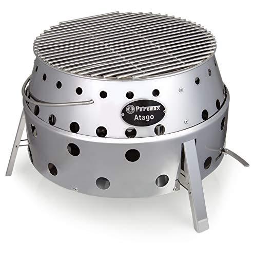 Petromax Atago - Allrounder im Grillbereich - Einsatz als Grill, Ofen oder Herd oder Feuerschale