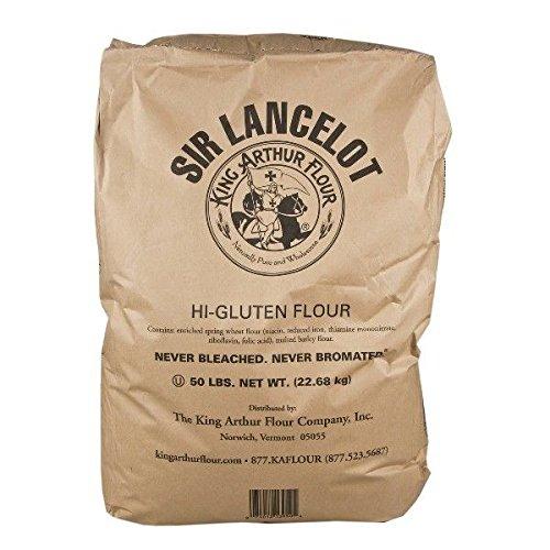 King Arthur Flour Sir Lancelot Hi-Gluten Flour - 50 Pounds