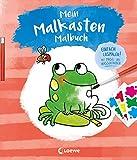 Mein Malkasten-Malbuch (Frosch)