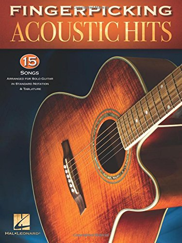 Fingerpicking Acoustic Hits (Guitar Solo)