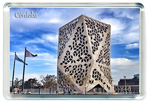 I222 Córdoba Jumbo Imán para Nevera Argentina Travel Fridge Magnet