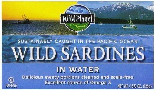 Wild Planet - Wild Sardines in Spring Water / 12 pack ( Value Bu