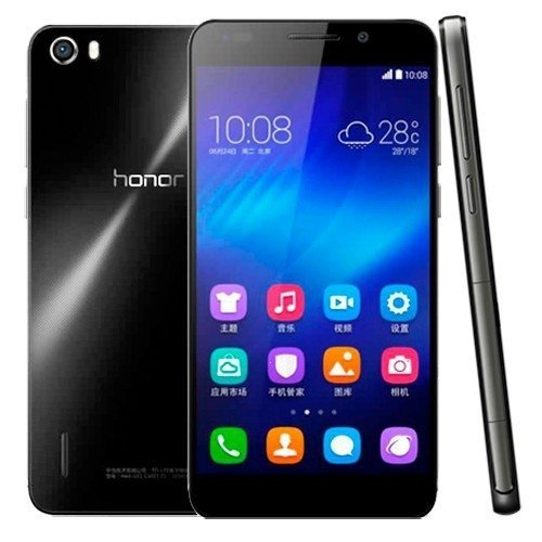 Huawei Honor 6 Smartphone Dual SIM Android 4.4 Octa Core For 16 GB ...