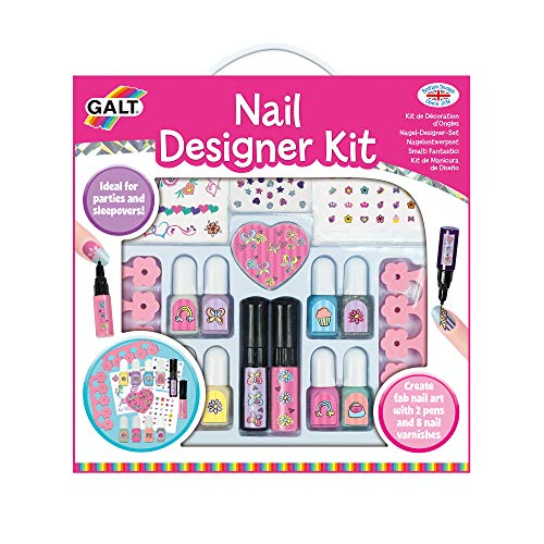Galt Toys 1004357 Nagellack, Multi