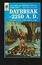 Daybreak - 2250 A.D. (Ace No. G-717; Orig. title: Star Man's Son)