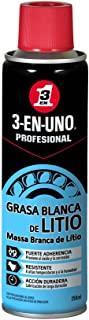 Grasa blanca de litio - 3 EN UNO Profesional - Spray 250ml