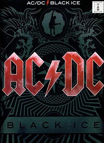 AC/DC: Black Ice (TAB): Noten, Songbook für Gitarre