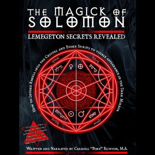 The Magick of Solomon audiobook cover art