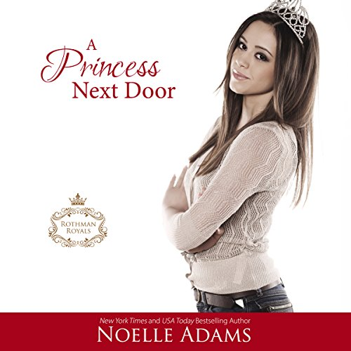 A Princess Next Door cover art