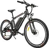 BIKFUN 26' E-Bike Pedelec Elektrofahrrad E-Mountainbike Damen und Herren, 36V-8Ah/12.5Ah...
