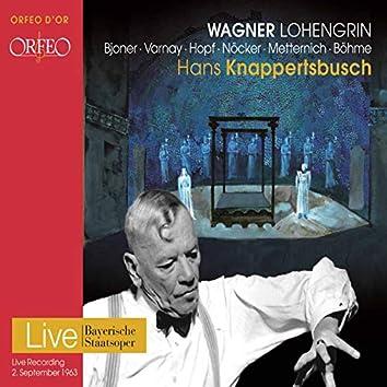 Wagner: Lohengrin, WWV 75 (Bayerische Staatsoper Live)