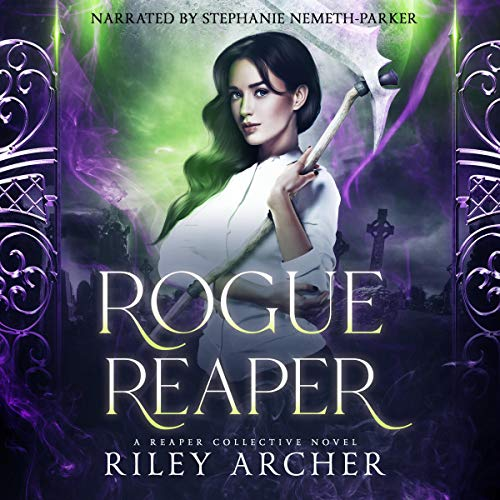 Rogue Reaper Audiobook By Riley Archer cover art