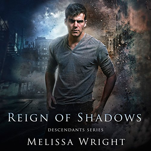 Reign of Shadows audiobook cover art