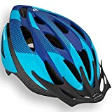 Schwinn Thrasher Bike Helmet, Lightweight Microshell Design, Sizes for...