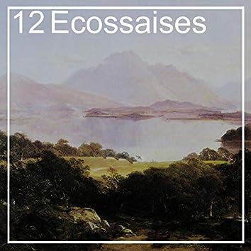 12 Ecossaises, D. 299